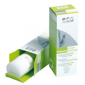 Eco intensive Gesichtscreme - 50ml