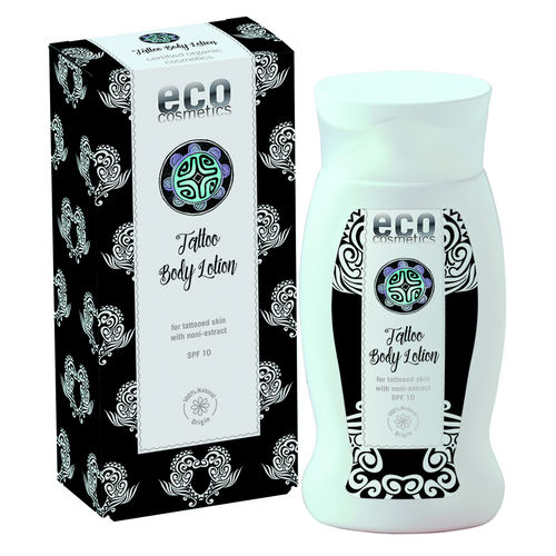 eco Tattoo Körperlotion LSF10 - 200ml