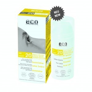 Eco Sonnenlotion LSF20 - 100ml