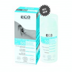 Eco Sonnenlotion LSF50 Neutral - 100ml