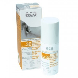 Eco Sonnengel Gesicht LSF30 transparent - 30ml