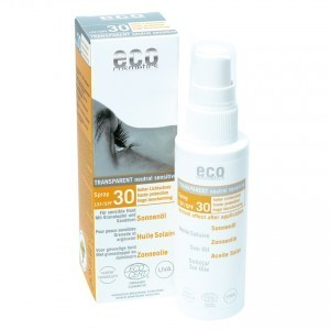 Eco Sonnenöl LSF30 transparent - 50ml
